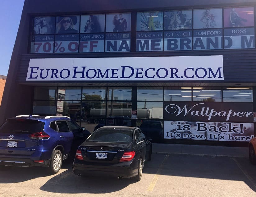Largest Wall Decor Outlet in Canada