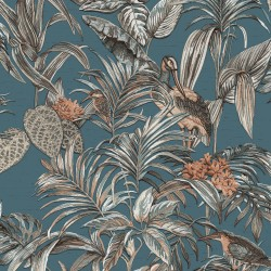 Floral Wallpaper - The Most Decorative Wall Décor