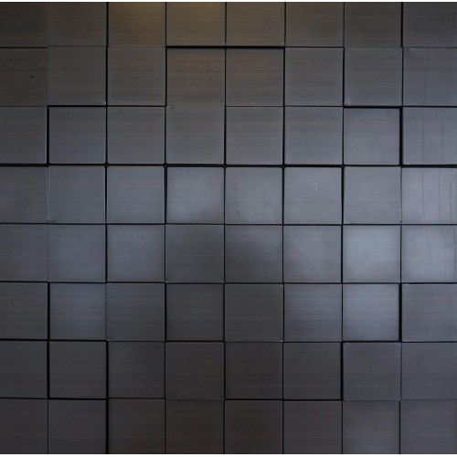 Harmony cubes dark okasha 3d wall panels for 3d wall covering