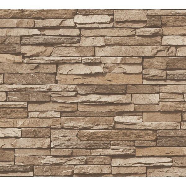 Wallpaper AS958332 Wood'n Stone