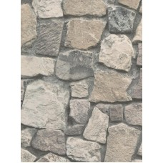 8595-32 Decora Natur 5 Wallpaper, Decor: Stones