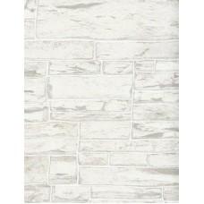 Light Beige Brick Wallpaper