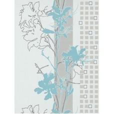 Brown Floral Wallpaper